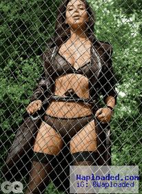More racy photos from Kim Kardashian